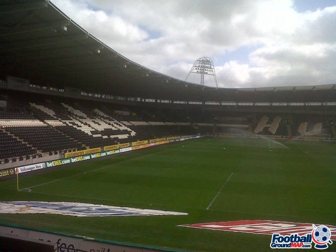 A photo of The KCOM Stadium uploaded by ccfc4life