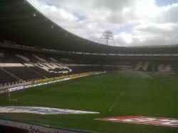 An image of The KCOM Stadium uploaded by ccfc4life