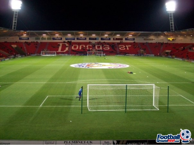 A photo of The Keepmoat Stadium uploaded by chunk9