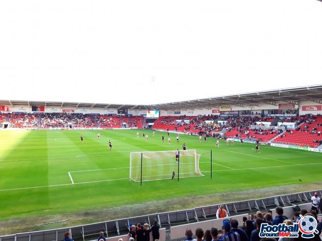 A photo of The Keepmoat Stadium uploaded by blueandwhite1867
