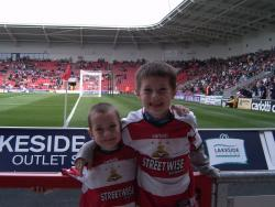 An image of The Keepmoat Stadium uploaded by gpliney