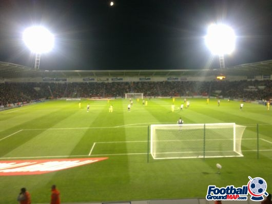 A photo of The Keepmoat Stadium uploaded by facebook-user-54167