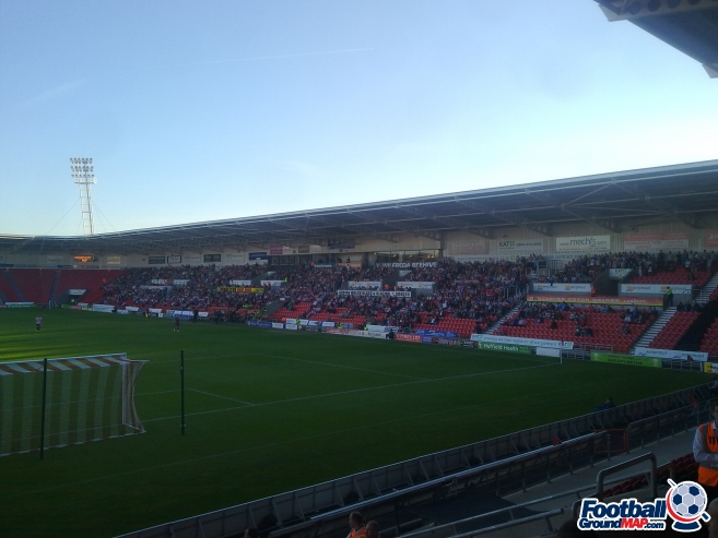 A photo of The Keepmoat Stadium uploaded by trfccurt