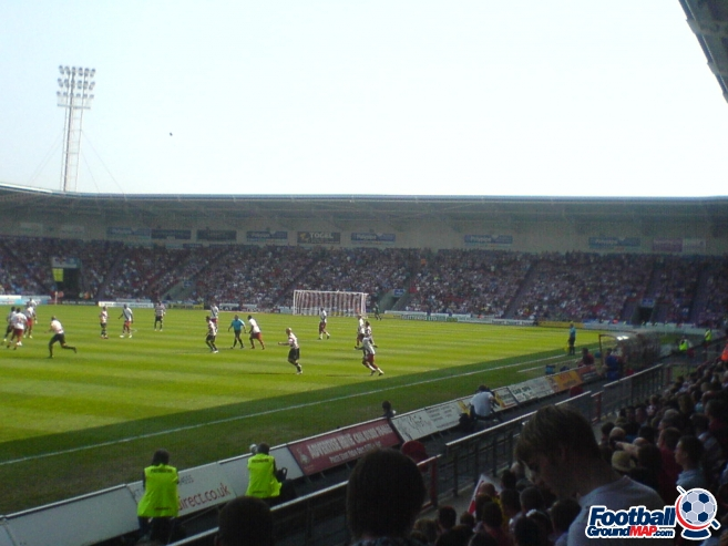 A photo of The Keepmoat Stadium uploaded by biscuitman88