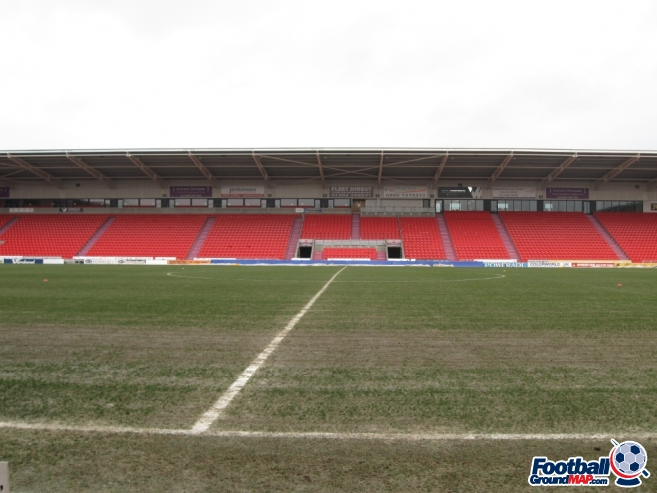 A photo of The Keepmoat Stadium uploaded by stuff10