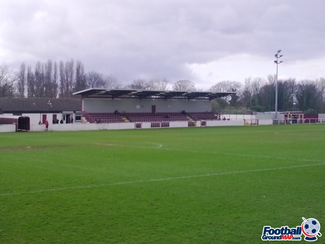 A photo of The Keith Tuckey Stadium uploaded by planty37