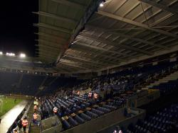 An image of The King Power Stadium uploaded by chunk9