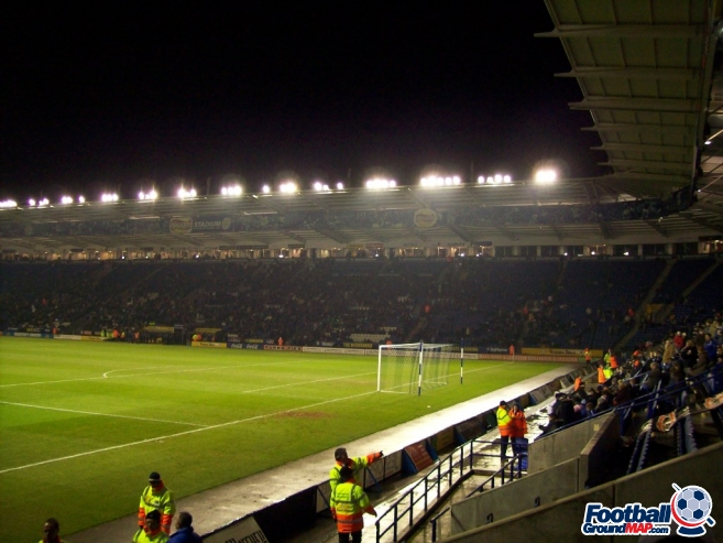 A photo of The King Power Stadium uploaded by chunk9