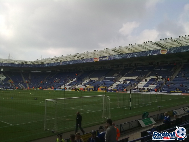 A photo of The King Power Stadium uploaded by facebook-user-12689