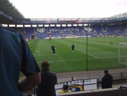 An image of The King Power Stadium uploaded by facebook-user-12689
