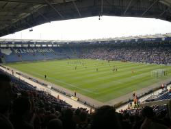 An image of The King Power Stadium uploaded by phibar
