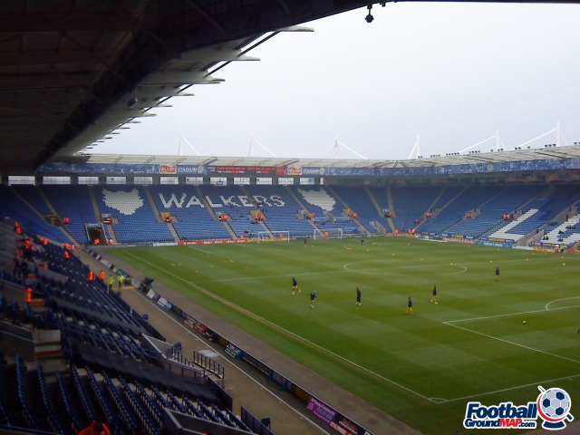 A photo of The King Power Stadium uploaded by andy2402