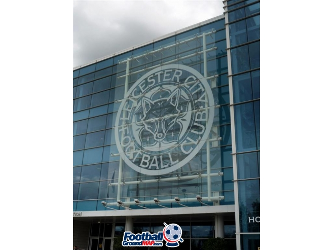 A photo of The King Power Stadium uploaded by machacro