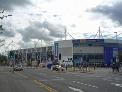 An image of The King Power Stadium uploaded by machacro