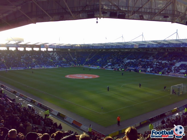 A photo of The King Power Stadium uploaded by rplatts15