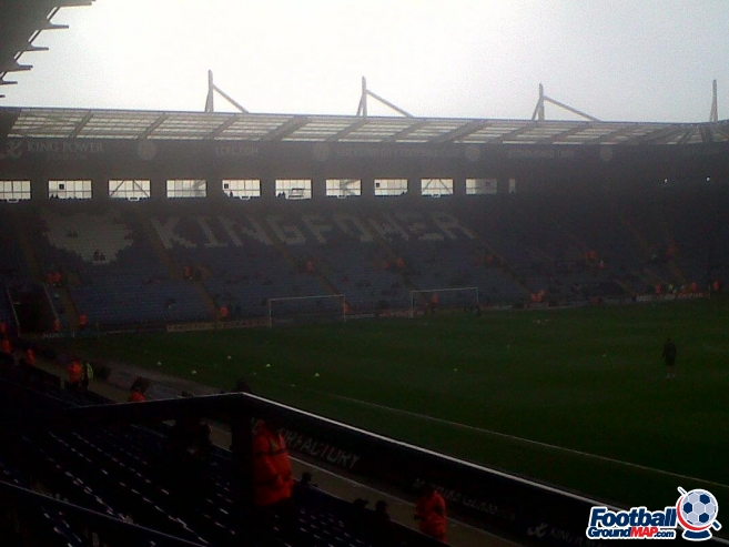A photo of The King Power Stadium uploaded by ccfc4life