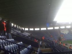 An image of The King Power Stadium uploaded by ccfc4life