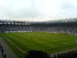 An image of The King Power Stadium uploaded by marcjbrine