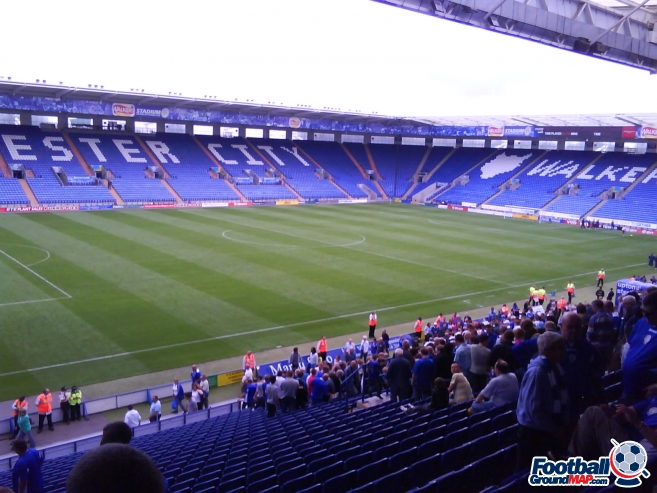 A photo of The King Power Stadium uploaded by biscuitman88