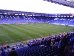 An image of The King Power Stadium uploaded by biscuitman88