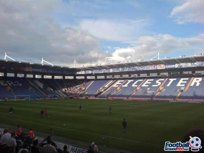 A photo of The King Power Stadium uploaded by facebook-user-90651