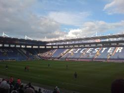 An image of The King Power Stadium uploaded by facebook-user-90651