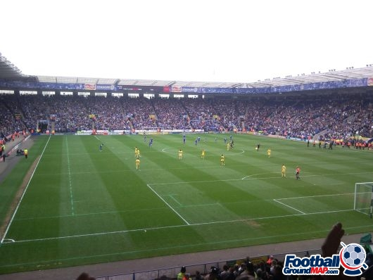 A photo of The King Power Stadium uploaded by facebook-user-54167