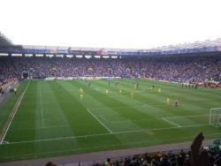 An image of The King Power Stadium uploaded by facebook-user-54167