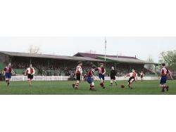 An image of The Kingfield Stadium uploaded by jonwoozley