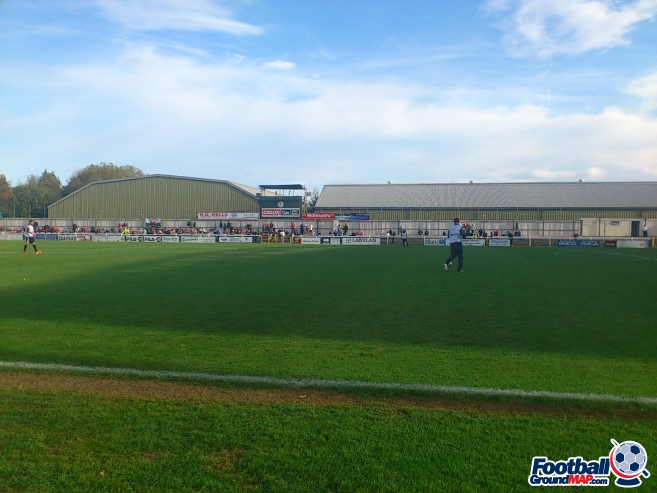 A photo of The Kingfield Stadium uploaded by facebook-user-46612