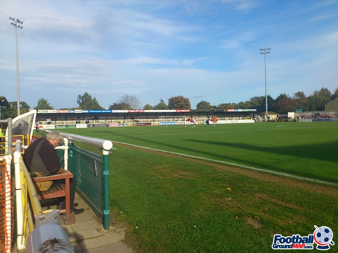 A photo of The Kingfield Stadium uploaded by biscuitman88