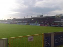 An image of The Kingfield Stadium uploaded by biscuitman88
