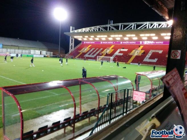 A photo of The Kingfield Stadium uploaded by matttheox
