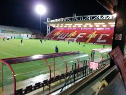 An image of The Kingfield Stadium uploaded by matttheox