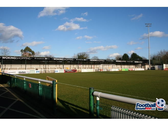 A photo of The Kingfield Stadium uploaded by johnwickenden