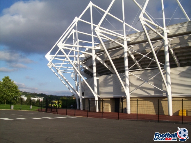 A photo of The Liberty Stadium uploaded by chunk9