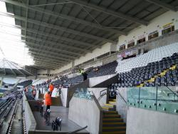An image of The Liberty Stadium uploaded by chunk9