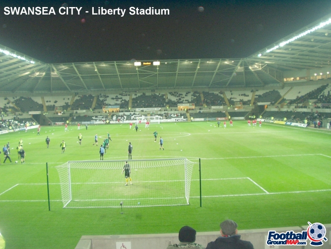 A photo of The Liberty Stadium uploaded by facebook-user-97239