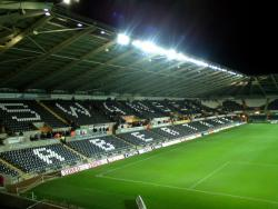 An image of The Liberty Stadium uploaded by machacro