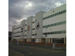 An image of The Liberty Stadium uploaded by sfc161