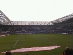 An image of The Liberty Stadium uploaded by LewisM