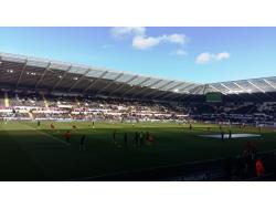 An image of The Liberty Stadium uploaded by oldboy