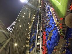 The Macron Stadium