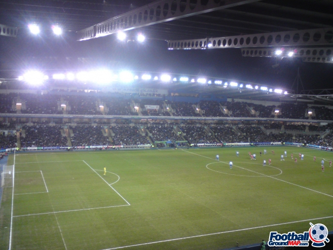 A photo of The Madejski Stadium uploaded by biscuitman88