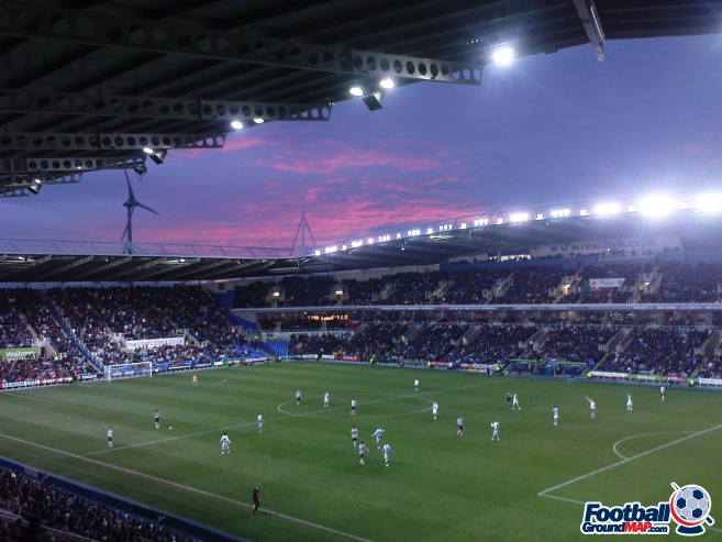 A photo of The Madejski Stadium uploaded by facebook-user-61865