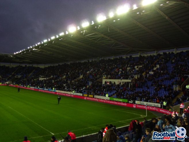 A photo of The Madejski Stadium uploaded by smithybridge-blue