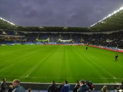 The Madejski Stadium