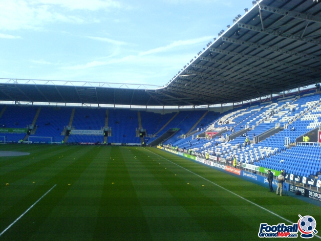 A photo of The Madejski Stadium uploaded by facebook-user-66963