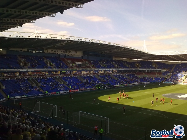 A photo of The Madejski Stadium uploaded by facebook-user-85885
