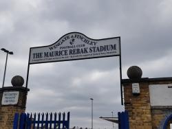 The Maurice Rebak Stadium